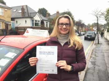 I have passed my test today at wanstead driving centre,  extremely happy!!!!  Would recommend Gulzar to everyone,  best instructor  ever  !